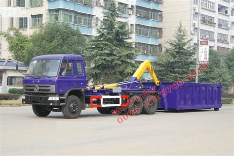 Arm Roll Hook Lift Truck list manufacturers of hook lift containers buy hook lift