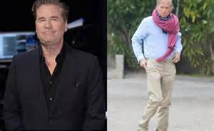 Val Kilmer Had Gaining Weight Felt Like He Was by Ben Affleck Is Batman Part 33 Page 34 The