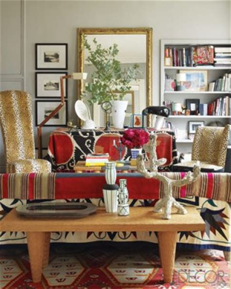 stylish home decorating with animal prints