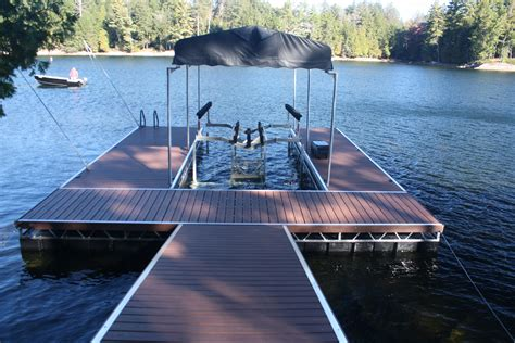 j dock boats hydraulic boat lifts battery powered boat lifts r j