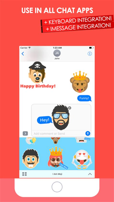 emoji generator moji creator emoji generator maker for sticker ipa