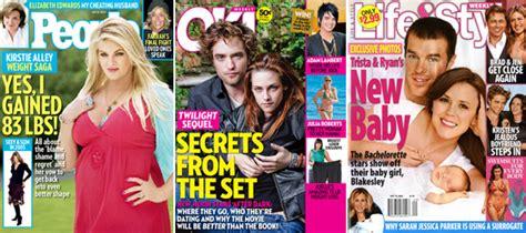 Magazine Gain Weight by Pitt Aniston Together Again Jon Kate Gosselin S