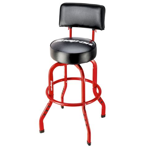 shop bar stool new snap on tools deluxe swivel official licensed shop bar