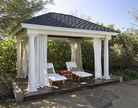 backyard cabanas cabana ideas for backyard house decor ideas