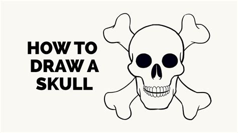 easy step by step how to draw skull and snake pics how to draw a skull easy step by step drawing tutorial