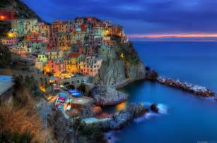 colorful cities the colorful cliff side town of manarola la spezia italy family holiday net guide to family