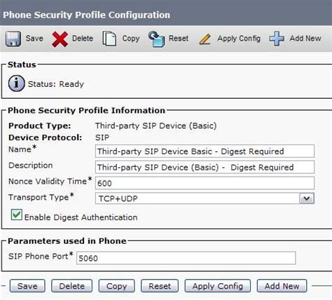 reset voicemail password call manager express sip endpoints in cisco cucm x lite as an exle