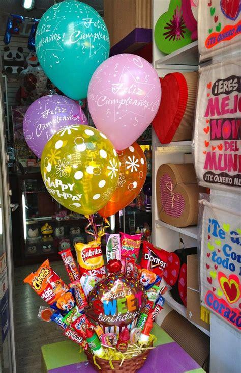 imagenes de regalo con globos deamor arreglo con globos y chocolates