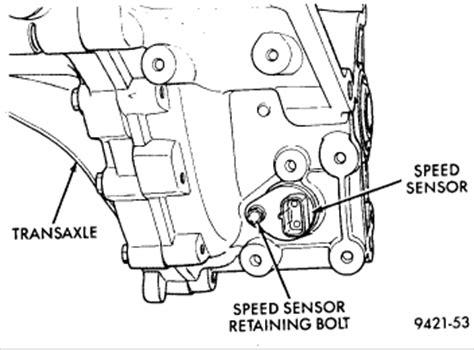 automotive repair manual 1998 plymouth neon transmission control 1998 dodge neon speed sensor transmission problem 1998 dodge neon
