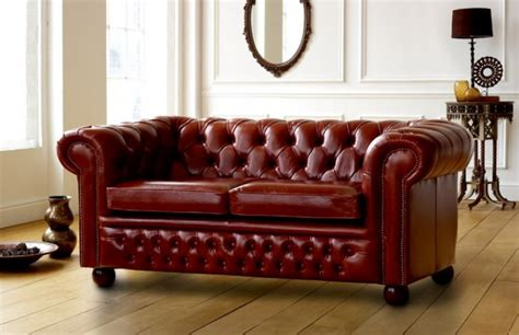 chesterfield leather sofa bed claridge chesterfield company