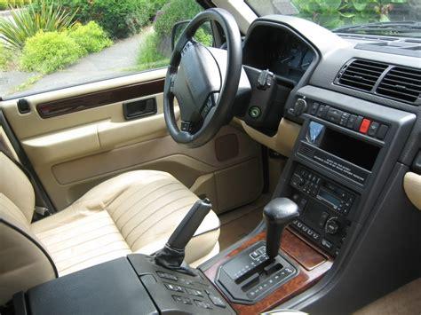 1998 land rover discovery interior land rover historia y modelos muchas fotos autos y