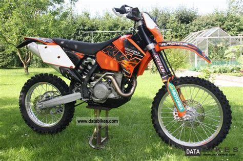 2006 Ktm 400 Exc 2006 Ktm Exc 450