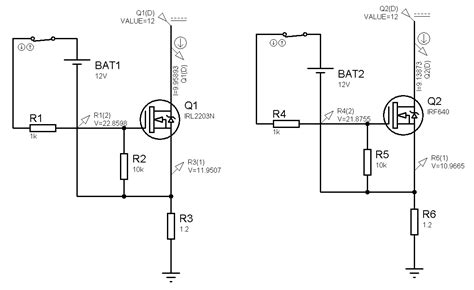 persamaan transistor irfz44 bootstrap capacitor in mosfet 28 images 5 volt arduino i 231 in mosfet tavsiyesi lazım gate