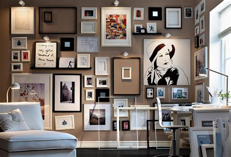 wall frame ideas creative gallery wall ideas