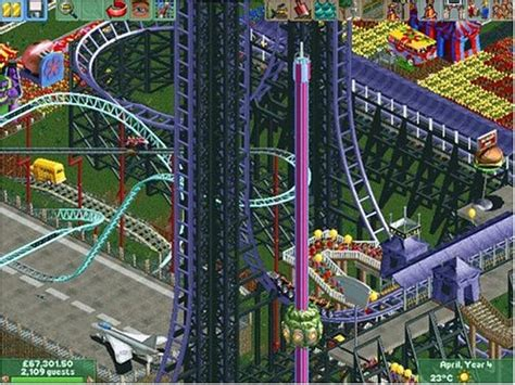 free full version download roller coaster tycoon 2 rollercoaster tycoon 2 triple thrill pack pc game