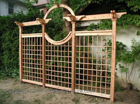 trellis plan do it yourself garden plans you are here home gt plans