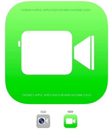 Apple Updates FaceTime Logo Trademark