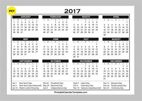 printable calendar 2016 to 2017 free calendars 2017 printable calendar templates
