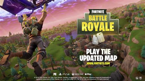 fortnite battle royale nuova patch fortnite battle royale un aggiornamento modifica la