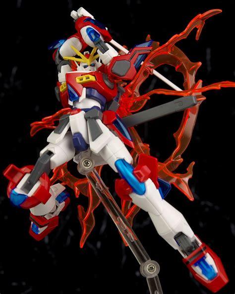 Harga Gundam by Bandai Hgbf Kamiki Burning Gundam 1144 Scale Daftar
