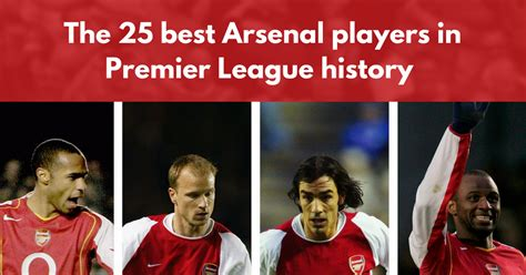 arsenal new player pires bergk vieira arsenal s top 25 players of the