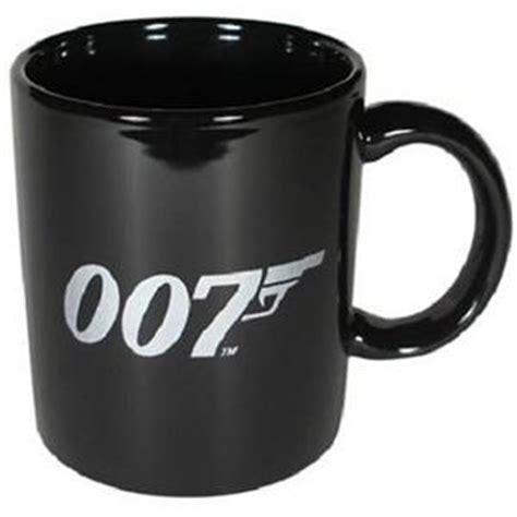 James Bond Coffee Mug