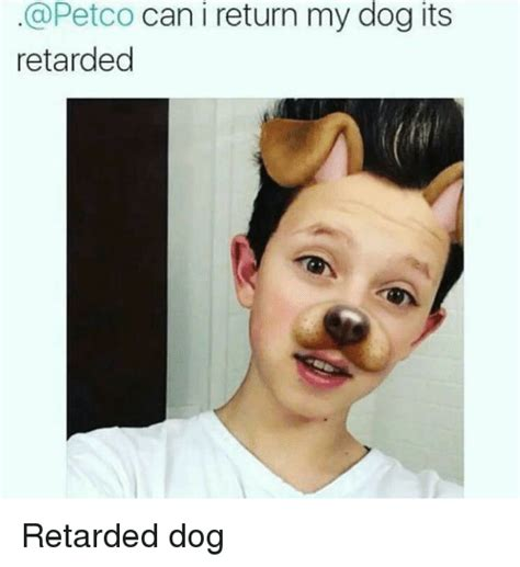 can dogs be retarded 25 best memes about retard retard memes