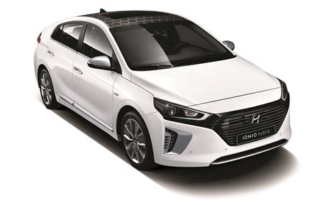 hyundai car hyundai ioniq hybrid electric models to be sold in 50 states