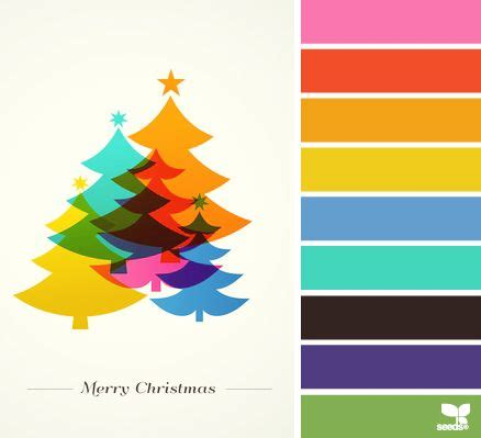 christmas color schemes christmas colors design seeds and christmas on pinterest