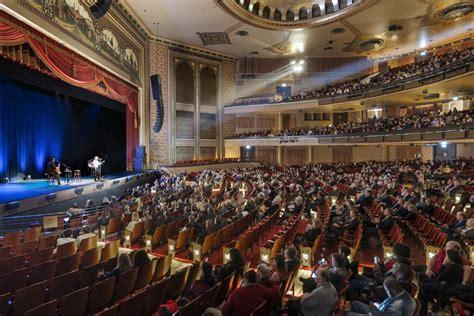 altria theater renovation richmond va  design
