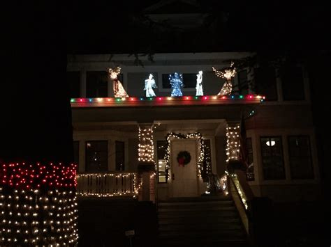 fab 40 s sacramento christmas lights 2017 cute little angels on their roof yelp