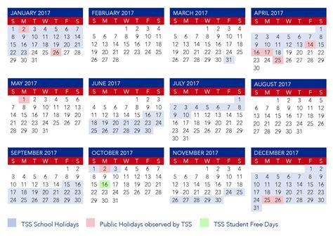 term calendar southport school