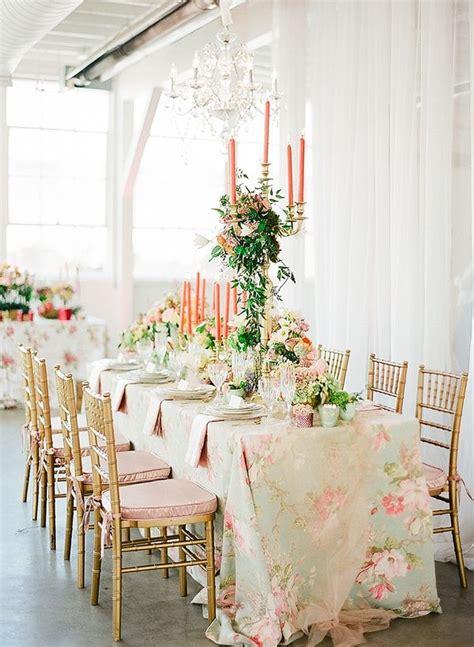 shabby chic wedding reception ideas 30 stunning wedding reception ideas