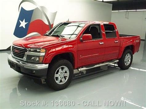 how to learn about cars 2009 gmc canyon electronic throttle control buy used 2009 gmc canyon crew z71 6 pass side steps bedliner 85k texas direct auto in stafford