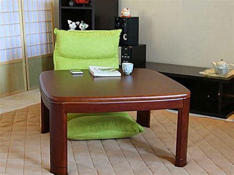 japanese heated table kotatsu table solid wood living room furniture foot warmer