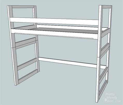 Turn A Bunk Bed Into A Loft Bed How To Turn A Bunk Bed Into A Loft Bed