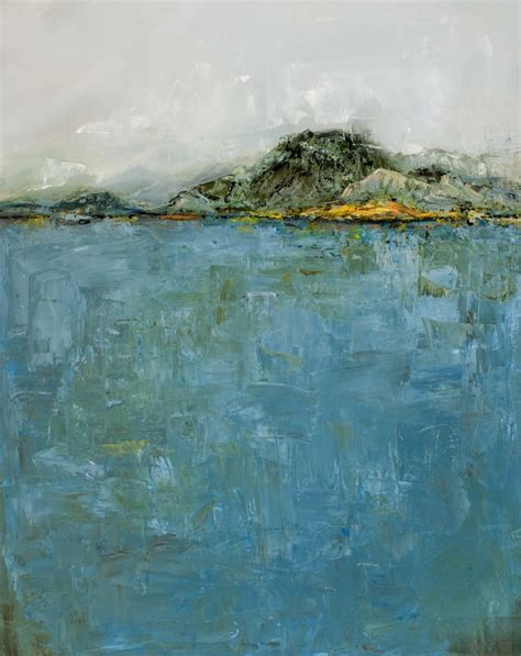 abstract landscape paintings by hart