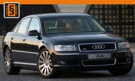 Audi A8 Chiptuning by Chiptuning Audi A8 3 0 Tdi 171kw 233hp Chiptuning Quantum