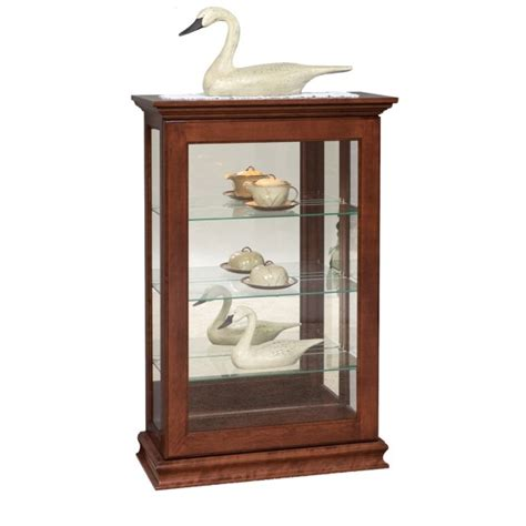 Small Curio Cabinet With Glass Doors Small Curio Cabinets With Glass Doors Vintage Wood Small Upright Hanging Showcase Curio Cabinet