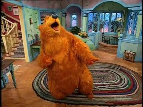 bear inthe big blue house a berry bear christmas bear in the big blue house episode 4 shape of a bear youtube