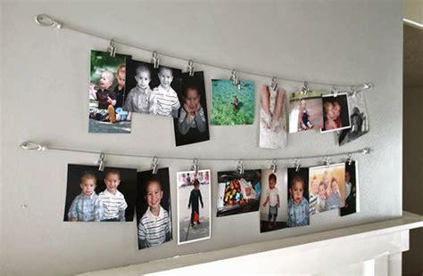 hanging photos on wire giveaway groopiez