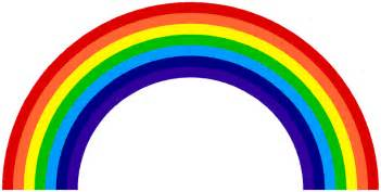 Images Of A Images Of A Rainbow Cliparts Co