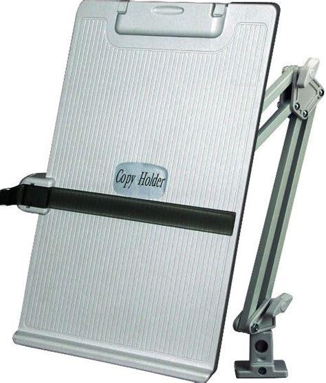 aidata ch012a metal arm copy holder copy holder easily