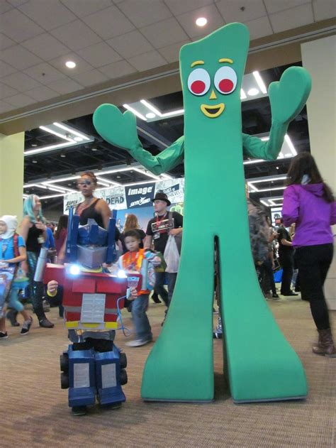 gumby costumes costumes fc
