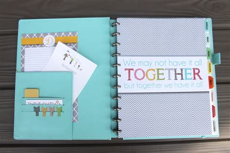 build planner the polka dot posie how to build your perfect planner