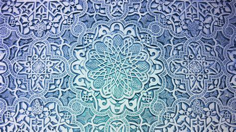 mosaic pattern background alhambra wallpaper