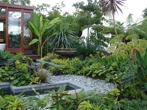 backyard tropical ideas design ideas small ponds gravels green architecture sweet flower excerpt for beds