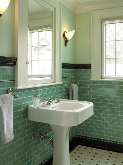 1930s bathroom ideas everett residence powder room traditional powder room