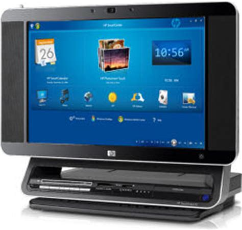 Hp Touchsmart Iq770 Pc Review by Review Hp Touchsmart Pc Iq770