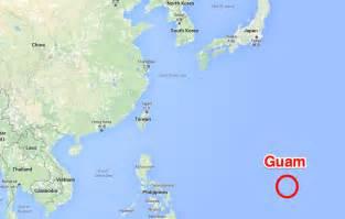 Guam World Map by Pics Photos Guam